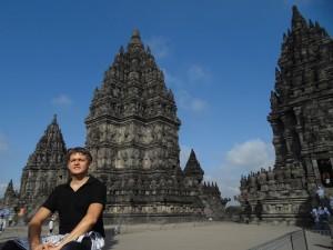 Храмы в Индонезии.