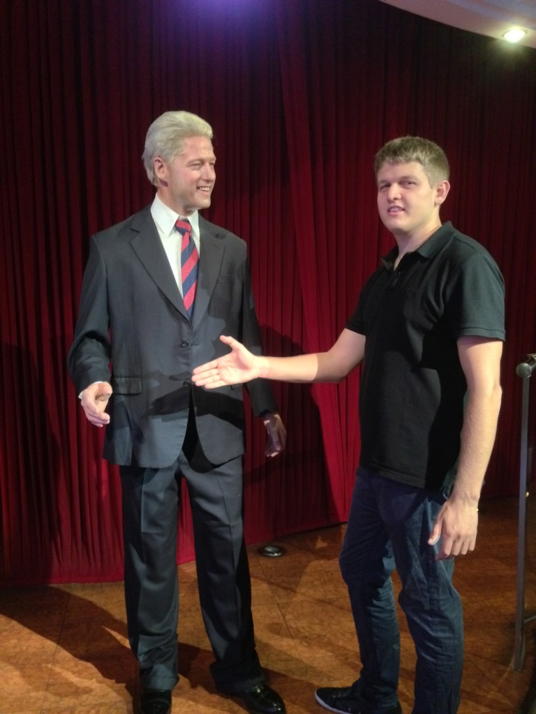 Билл Клинтон :)