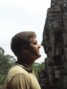 Храмы в Камбодже.