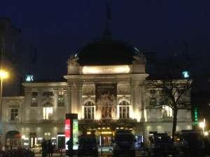 Вечерний центр Гамбурга