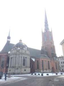 Собор в Стокгольме