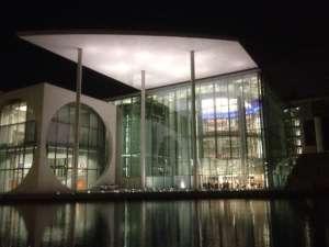 Правительственные здания в Берлине