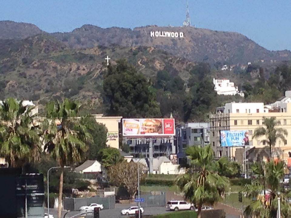 Голивудские холмы