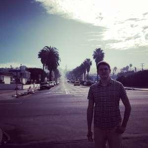 Улицы San-Diego.