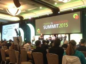Traffic and Conversion Summit 2015.