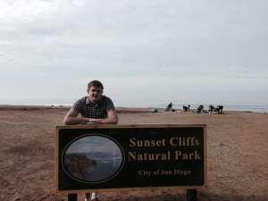 Sunset Cliffs National Park.