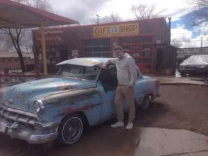 Route 66 museum. Arizona.
