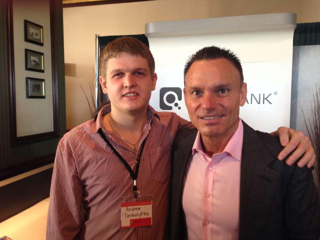 Kevin Harrington - основатель телемаркетинга. Инвестор и постоянный учасник ТВ шоу Shark Tank.