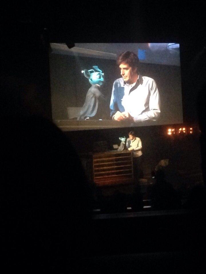 David Copperfield Show.