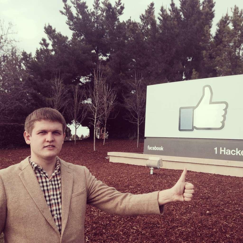 Штаб квартира Фейсбук. Маунтин Вью, Калифорния, США.
