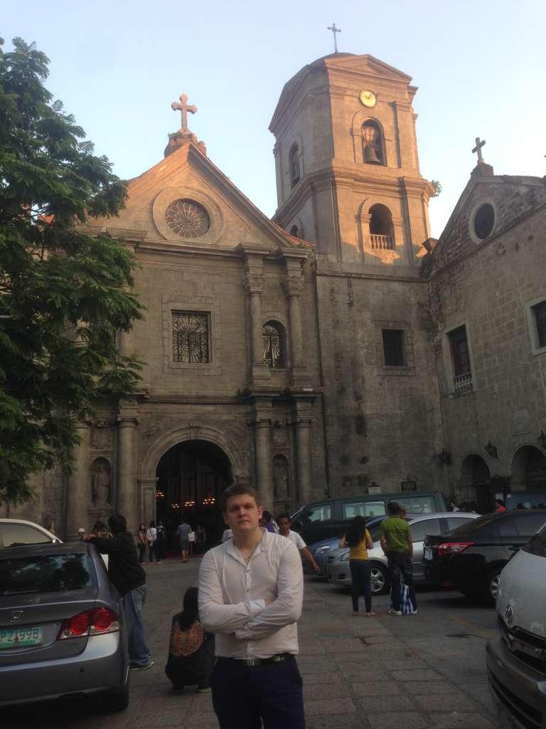 Собор в Интрамурес.