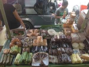 Филиппинские сладости.