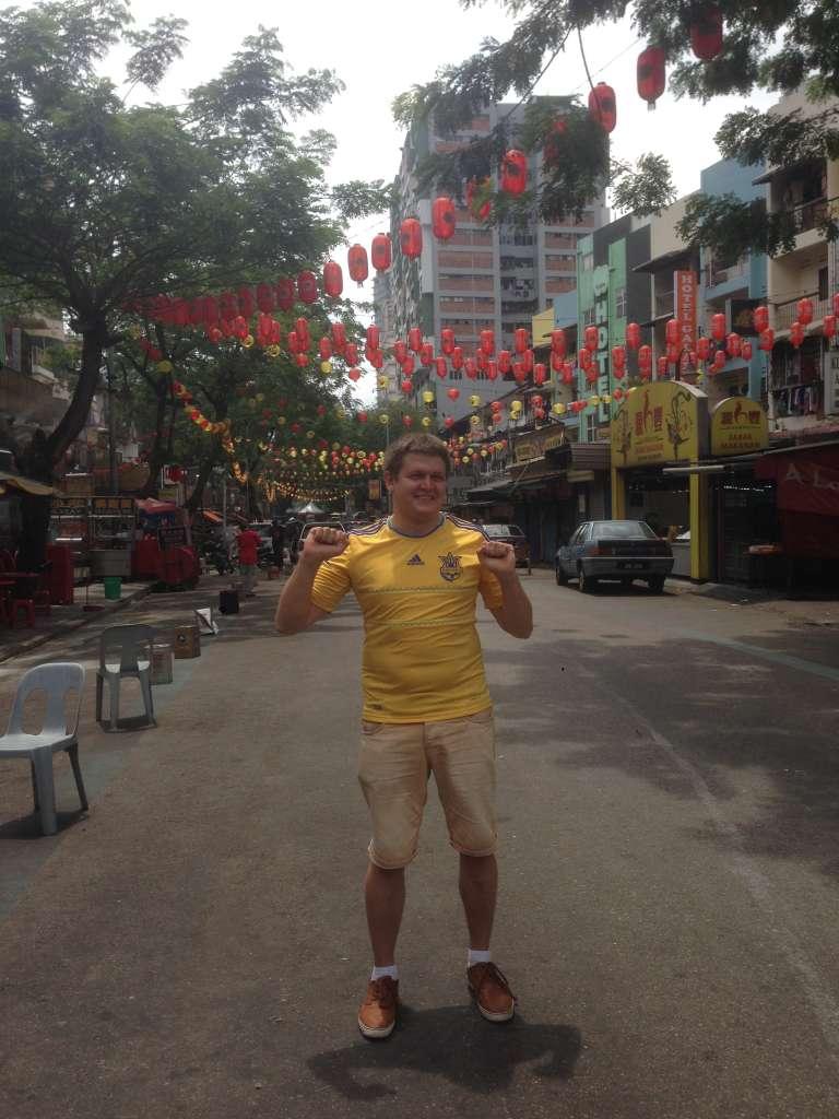 Jolan Alor Food Street.