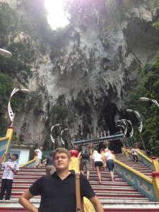 Пещеры Бату.