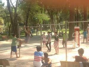 Спорт во Вьетнаме очень поощряется!