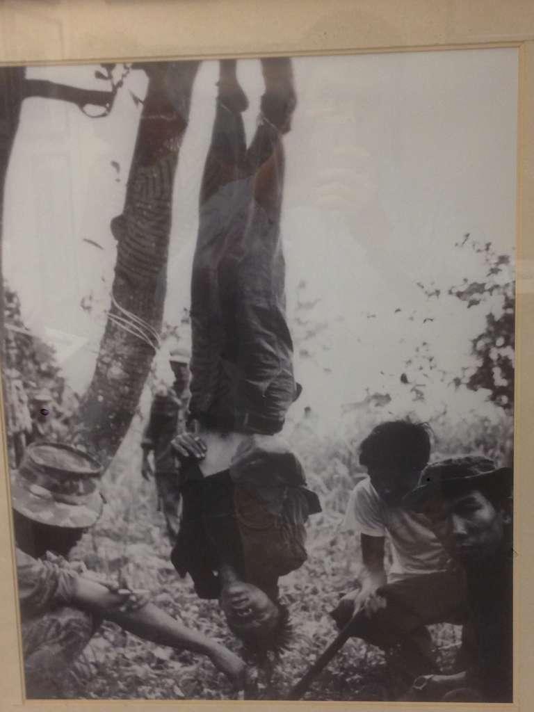 Музей Вьетнамо-Американской войны.