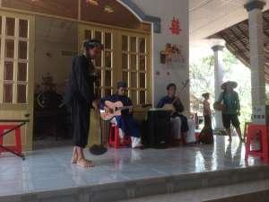 Вьетнамский театр.