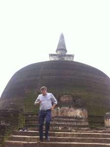 Ступа - буддистский храм.