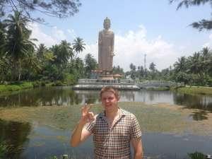 Ещк один буддистский храм.