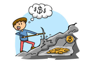 mine bitcoins