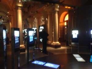 Внутри музея Нобилиевской преми