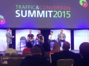 Traffic and Conversion Summit 2015.