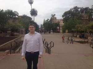 Бальбоа Парк. Сан-Диего.