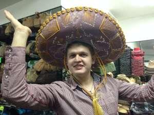 Немножко мексиканского колорита.