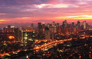 Манила, район Макати.