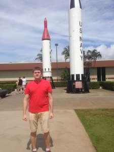 Межконтинентальные ракеты в музее Перл-Харбор.