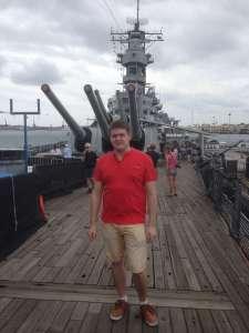 Линкор USS Missouri.
