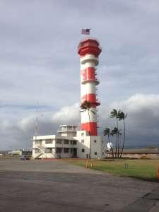 Военный аэродром на Перл-Харбор.