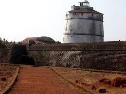 Форт Агуада.